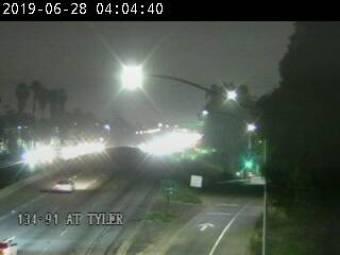 Webcam Riverside, California
