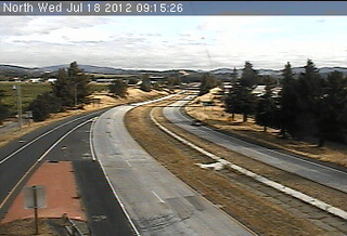 Webcam Ukiah, Kalifornien