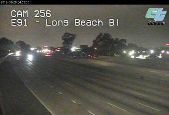 Webcam Long Beach, California