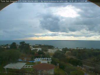Webcam Marina San Gregorio