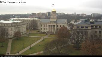Webcam Iowa City, Iowa