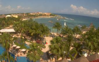Webcam Puerto Aventuras