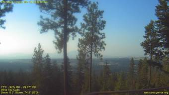Webcam Coeur d'Alene, Idaho