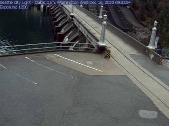 Webcam Diablo, Washington