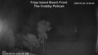 Webcam Fripp Island, South Carolina