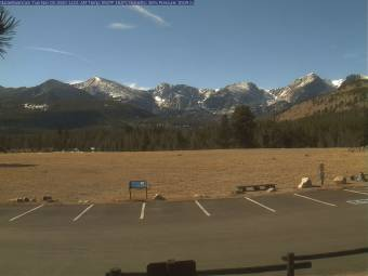Webcam Rocky Mountain National Park, Colorado