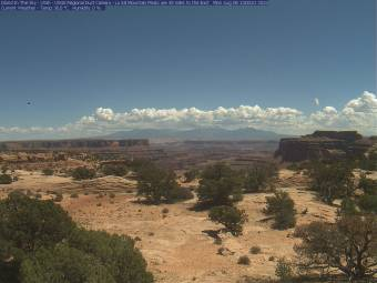 Webcam Canyonlands National Park, Utah