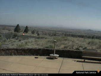 Webcam Lava Beds National Monument, California