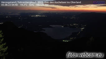 Webcam Kochel am See
