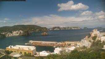 Webcam Ponza