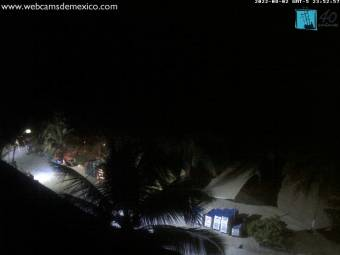 Webcam Mahahual (Costa Maya)