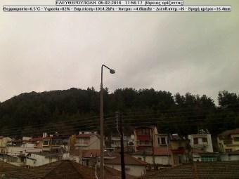 Webcam Eleftheroypoli