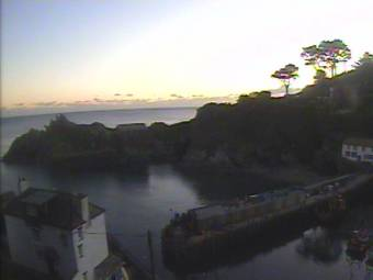Webcam Polperro