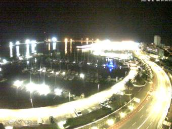 Webcam Ponta Delgada (Azoren)