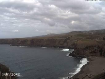 Webcam Porto Formoso (Azores)