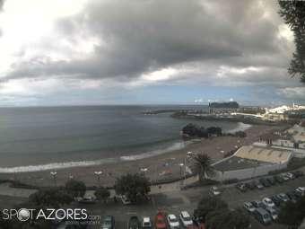 Webcam Vila Franca do Campo (Azores)