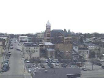 Webcam Monroe, Wisconsin