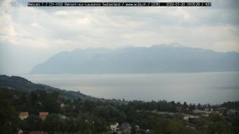 Webcam Belmont-sur-Lausanne
