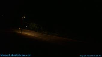 Webcam Mineral, Washington