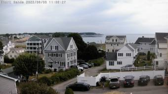 Webcam York Beach, Maine
