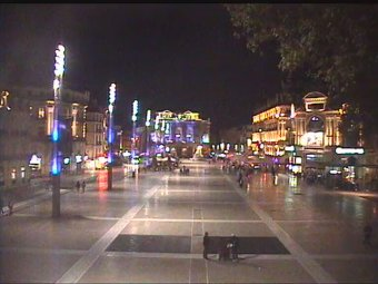 Webcam Montpellier