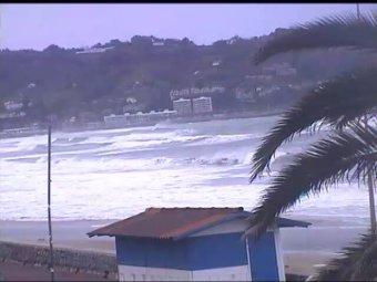 Webcam Hendaye