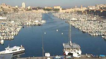 Webcam Marseilles