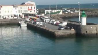 Webcam L'Ile-d'Yeu