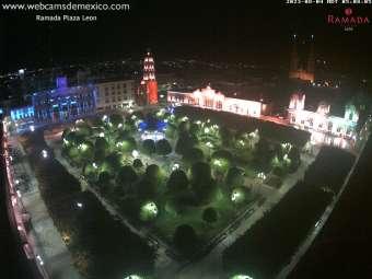 Webcam León de los Aldamas