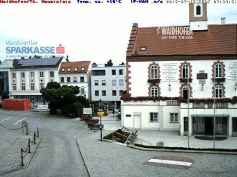 Webcam Waidhofen an der Thaya