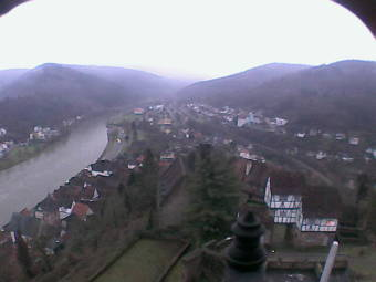 Webcam Hirschhorn (Neckar)