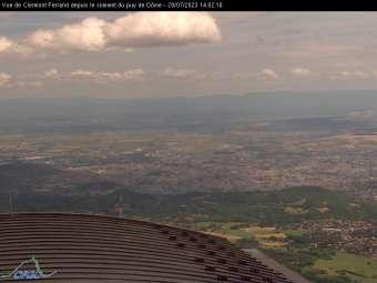 Webcam Puy de Dôme
