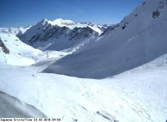 Webcam Alpe di Cristallina