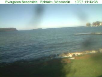 Webcam Ephraim, Wisconsin
