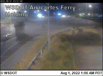 Webcam Anacortes, Washington