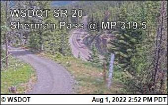 Webcam Kettle Falls, Washington