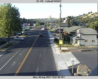 Webcam Colfax, Washington