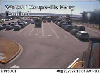 Webcam Coupeville, Washington