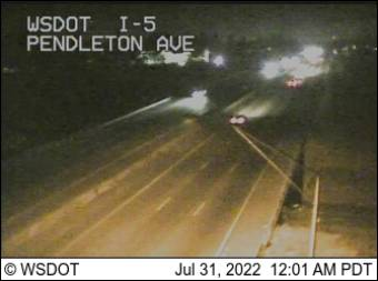 Webcam Dupont, Washington