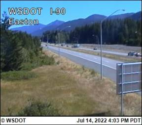 Webcam Easton, Washington