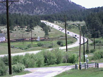 Webcam Bailey, Colorado