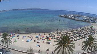 Webcam Can Pastilla (Majorca)