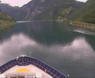 Webcam Mein Schiff 1