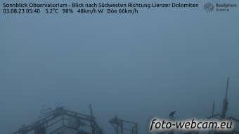 Webcam Hoher Sonnblick