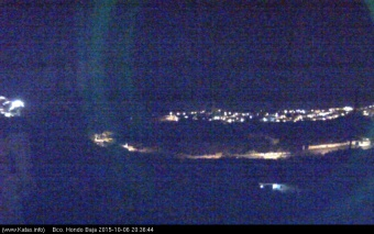 Webcam Barranco Hondo (Tenerife)