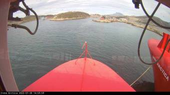 Webcam Irena Arctica