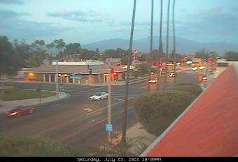 Webcam Hemet, California