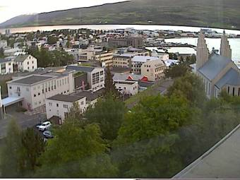 Webcam Akureyri