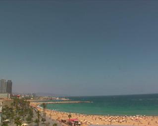 Webcam Barcelona