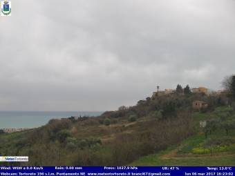 Webcam Tortoreto